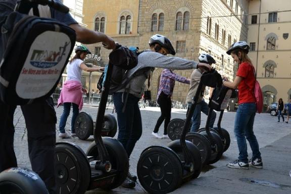 Florence Guided Segway Tour