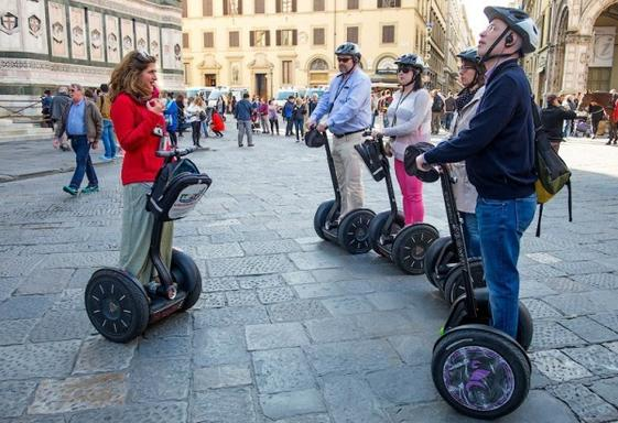 3-Hour Guided Florence Segway Tour