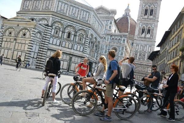 3-Hour Florence Bike Tour