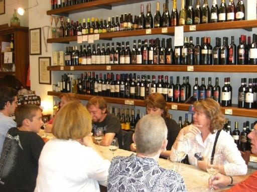 Florence Wine, Cheese and Olive Oil Tasting