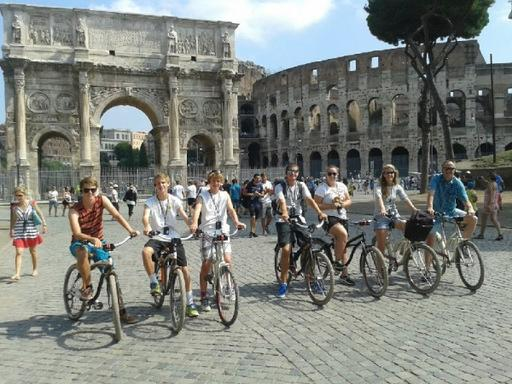 3-Hour Rome Bike Tour