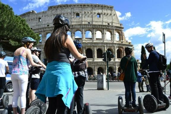 Rome Guided Segway Tour
