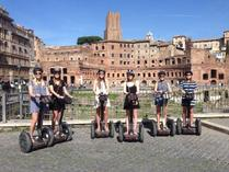 ciyy newyork tour video:Rome Guided Segway Tour