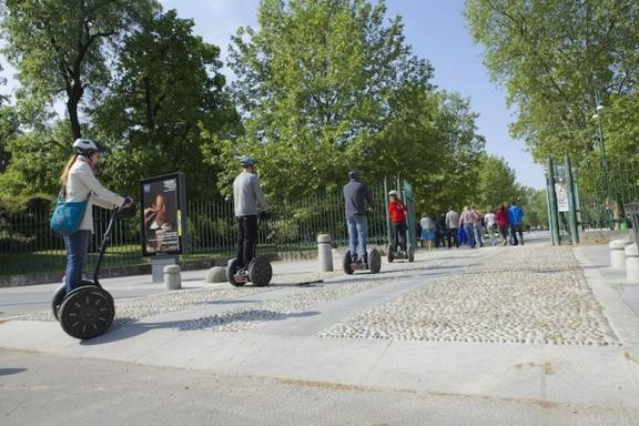 Milan Guided Segway Tour