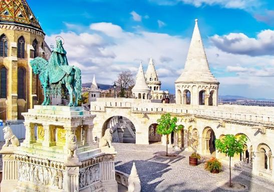 5-Day Vienna and Budapest Holiday Package