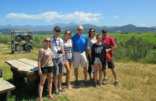 Marlborough Deluxe Wine Tour