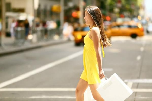 NYC Fashion on 5th Avenue Shopping Tour
