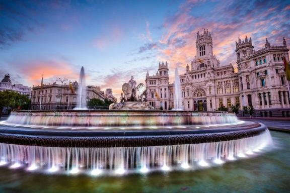 6-Day Madrid, Barcelona and Paris Tour