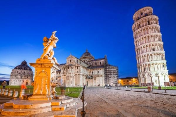 8-Day Classic Italy and Switzerland Holiday Package