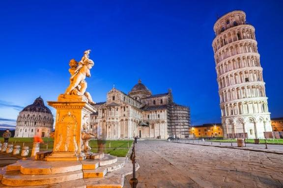 8-Day Classical Italy with Switzerland Tour