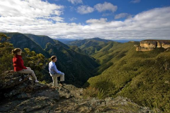 Blue Mountains All Inclusive - Railway, Cableway & River Cruise