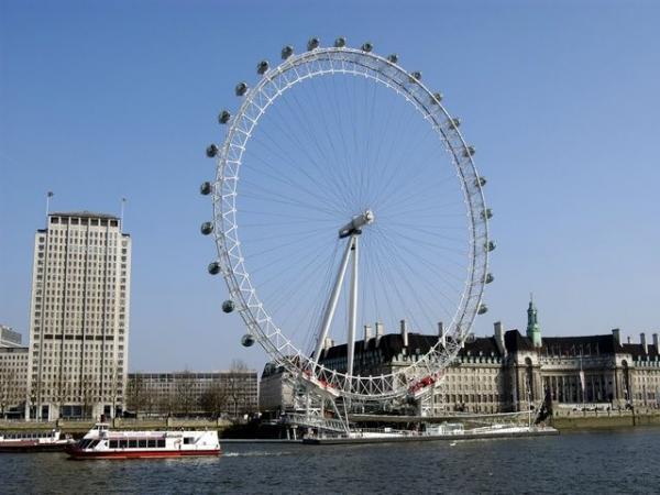 London Eye Admission Ticket