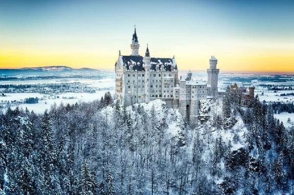 4-Day Munich City Break w/ Neuschwanstein Castle