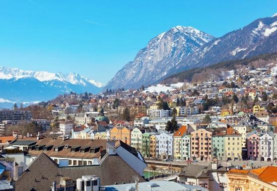 4-Day Salzburg + Innsbruck Vacation Package