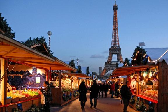10-Day Europe Christmas and New Year Tour