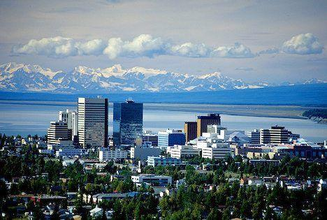 Anchorage Private Sightseeing Tour