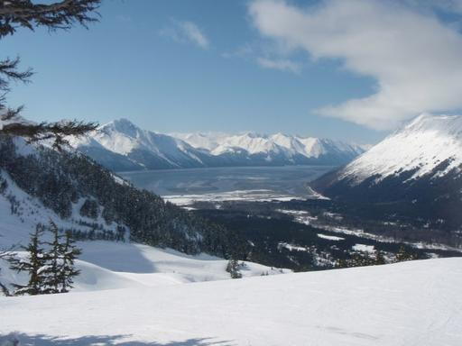 Turnagain Arm and Portage Valley Tour