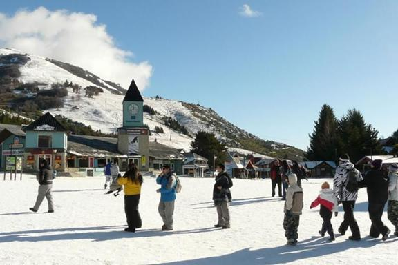 Mount Catedral Ski Resort Tour