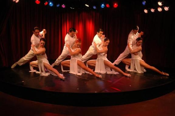 Rojo Tango Exclusive Dinner and Tango Show at Luxury Faena Universe Hotel