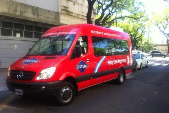 Jorge Newbery Airfield (AEP) Private Shuttle Service