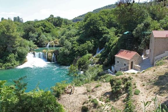 Krka National Park and Sibenik Tour from Split