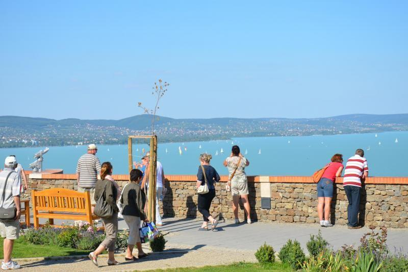 Lake Balaton and Herend Porcelain Tour from Budapest