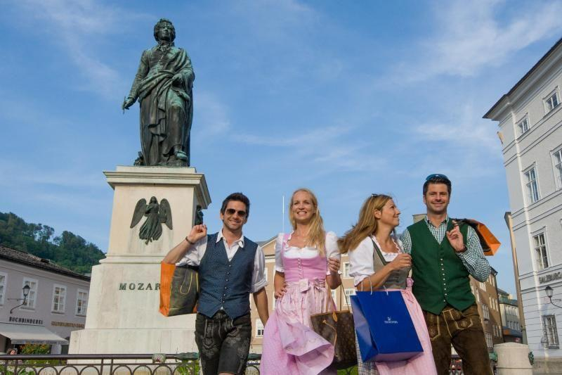 Salzburg City Tour with Mozart Residence