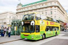 hop on hop off tour new orleans:Vienna Hop-On, Hop-Off Bus Tour