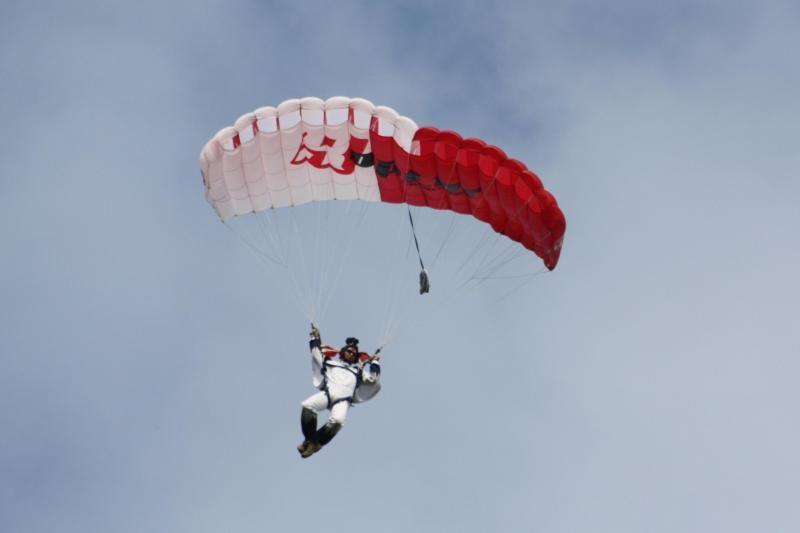 Tandem Skydiving in Prague
