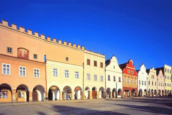 Telc and Trebic Tour w/ Lunch