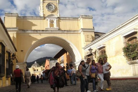 Antigua Full-Day Tour