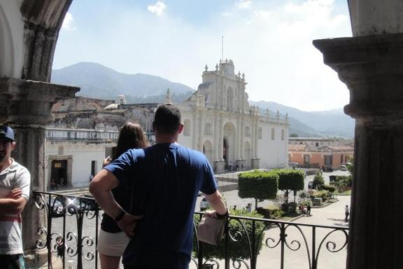Antigua Guatemala Tour Full Day From Antigua