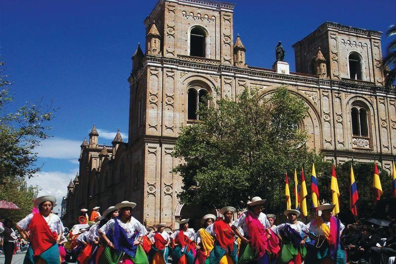 Shared Cuenca City Tour