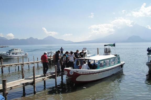Lake Atitlan Cruise & Santiago Atitlan Day Trip