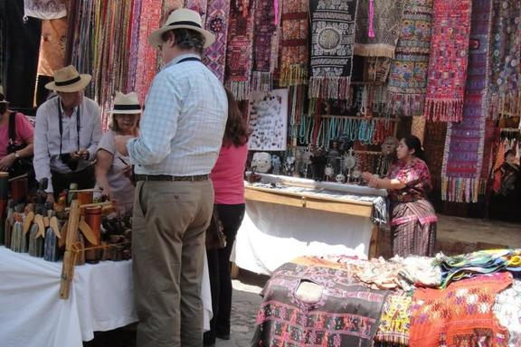 Chichicastenango Market and Lake Atitlan Day Trip