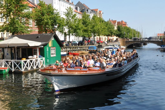 Copenhagen Grand Sightseeing Cruise