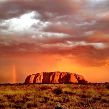 3-Day Uluru Tour - Start and finish in Alice Springs**W/ Kings Canyon and the Garden of Eden**