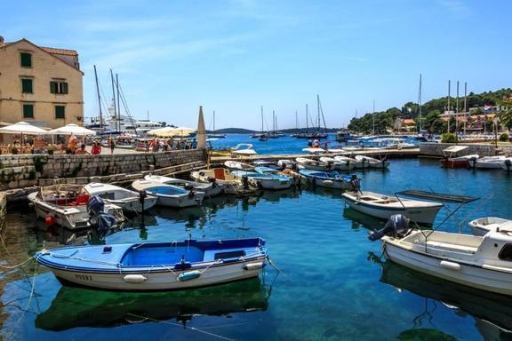 Adriatic Islands Cruise from Split