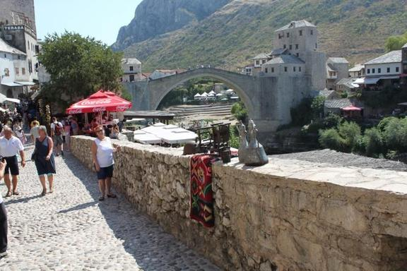 Medugorje and Mostar Day Trip From Split