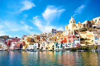 9-Day Greece and Italy Holiday Package