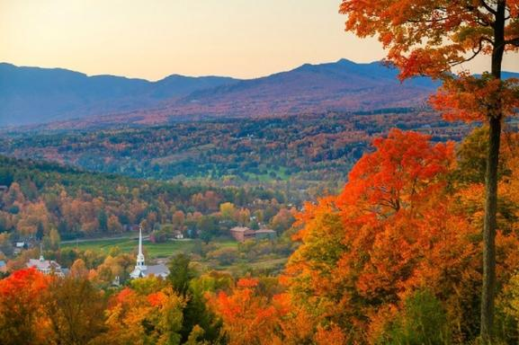 2-Day Upstate New York Autumn Foliage Tour