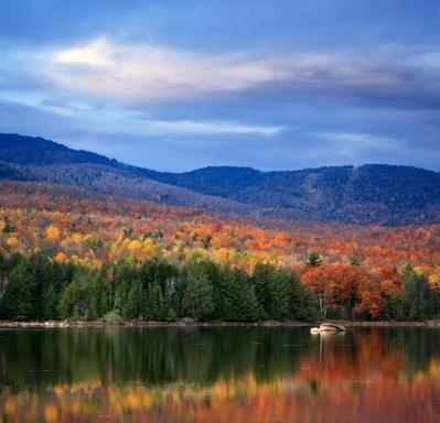 2-Day Upstate New York Autumn Foliage Tour