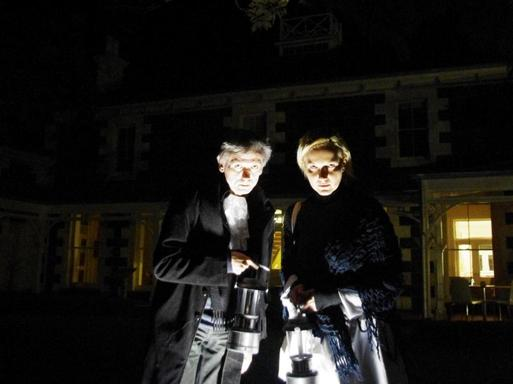 Eynesbury Homestead Ghost Tour