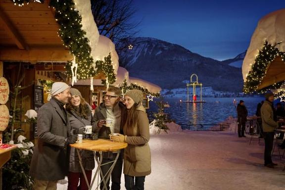 Advent in Salzkammergut Tour: Christmas in Austria's Lake District