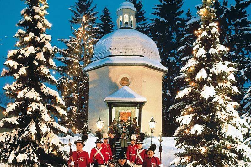 Christmas Eve in Oberndorf: Silent Night Chapel and Museum