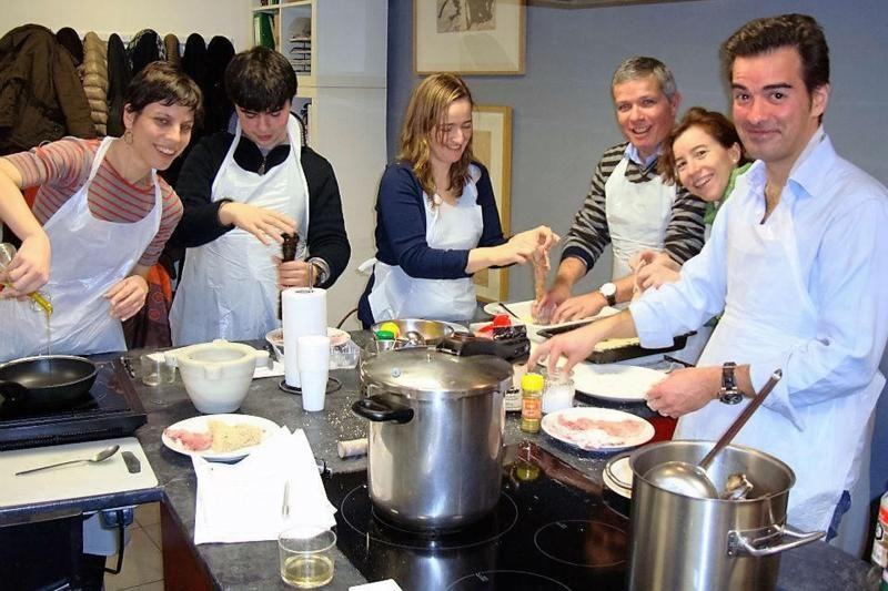 Madrid Paella, Tortilla and Sangria Cooking Class