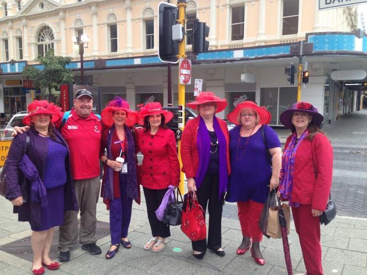Perth Arcades and Laneways Tours