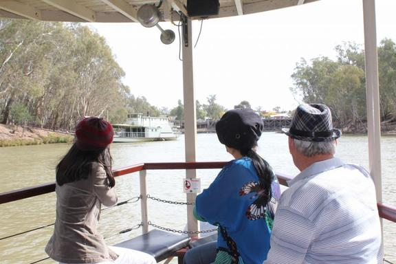1-Hour Murray River Cruise aboard PS Canberra