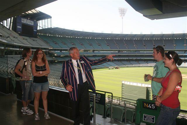 Melbourne Cricket Ground and Rod Laver Arena Tour