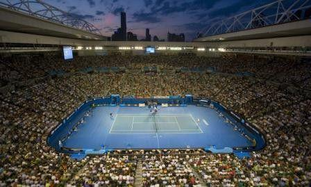 Melbourne Sports Lovers Morning Tour W/ Rod Laver Arena
